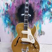 Gibson ES-295 Gold 1952
