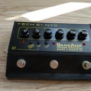 Sansamp Bassdriver programmable
