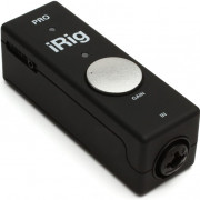 IRig Pro para iPhone Pc Mac