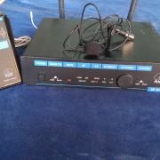Receptor AKG SR300 + AKG PT300 + Microfonia JTS