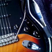 Fender Stratocaster Standard, Made in Usa 1977