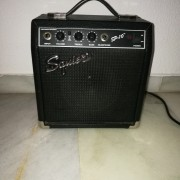 amplificador guitarra Squier-sp10: 20 euros