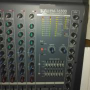 Mezclador 24 Can amplificado 1000w