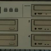 Tascam CD-D1x4   duplicador CD
