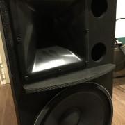 2 Altavoces Fonestar Pro 15