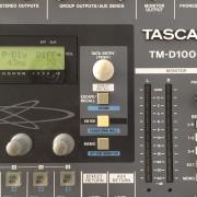 Vendo Tascam TM-D1000