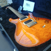 CAMBIO PRS CUSTOM 24 10 TOP por Gibson Custom