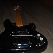 Fender precision 1977 Fretless