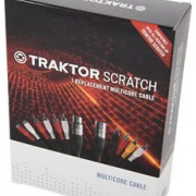 Traktor Scratch Kit de cables original