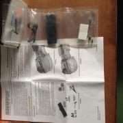 Vendo Shure RK279 kit montage micro lavalier (Envío incluido)