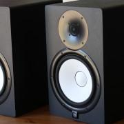 Monitores Yamaha HS 8