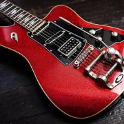 Duesenberg Paloma Red Sparkle ★(¯`◕‿◕´¯) ★