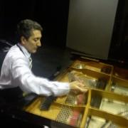 Afinador de pianos Juan Cantalapiedra