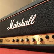 MARSHALL JCM800 mod. 2204. 50w. monocanal en cabezal
