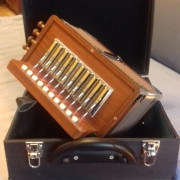 acordeon cajun HOHNER 114C ARIETTE