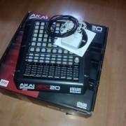 Controlador MIDI para Ableton Akai APC20