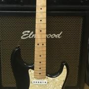 Fender Stratocaster Blackie del 2008 (USA)