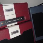 o cambio Marshall astoria custom half stack y Astoria dual combo!