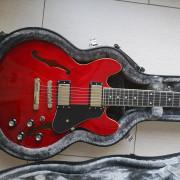 Epi es339 pro + Gibson 57 Classic