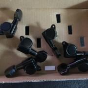 Clavijeros de una washburn parallaxe pxs 2000 rc