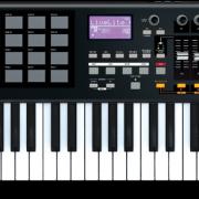 teclado controlador akai mpk 61