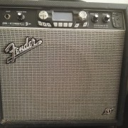 Fender g.dec 3 thirty + fender footswitch 4 pulsadores. DERRIBO!