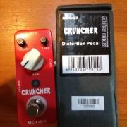 Mooer Cruncher (Distortion Pedal)