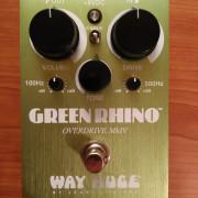 Green Rhino Overdrive MkIV de Way Huge