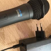 Microfono inalambrico gemini