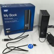Western Digital Disco Duro WD My Book 6TB USB 3.0
