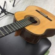 "Guitarra clásica de luthier ""Rene Baarslag"""