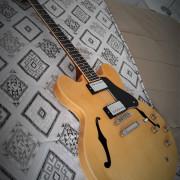 Gibson ES 333 + Fender Stratocaster USA + Fender Telecaster Custom 72