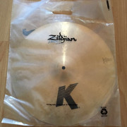"Zildjian K Custom Dark Crash 16"" a estrenar!"