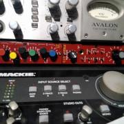 GAP pre 573, GAP eq 573 SMpro audio juicerack