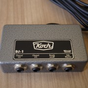 Adapatador Koch DJ-1 switcher para amps Koch