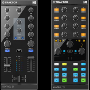 NI - KONTROL Z1 + KONTROL X1 MkII