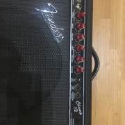 "Vendo combo Fender Champ 12 ""red-knobs"""