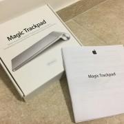 Caja Magic Trackpad Apple
