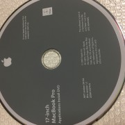 Disco Aplicaciones Macbook Pro 17
