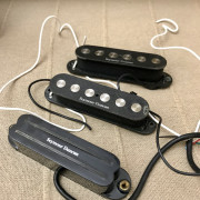 Set pastillas Seymour Duncan Hot Rail SHR1B y SSL4