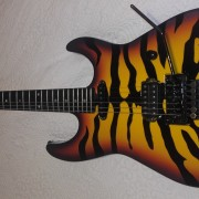 ESP Sunburst Tiger 1992