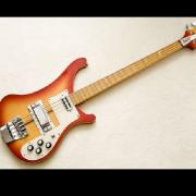 Rickenbacker bass Japan