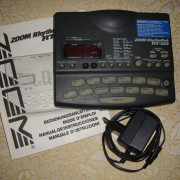 ZOOM RhythmTrak RT-123 + Envio + transformador + caja y manual.
