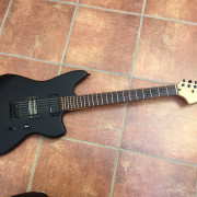 Copia Jazzmaster Jim Root hipervitaminada