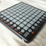 Novation Launchpad S + Apple Magic Trackpad