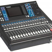 Yamaha Ls9-16  + targeta ADAT MY16AT + ADA 8200 + Flightcase