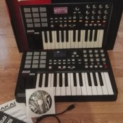 Akai mpk25 (controlador MIDI)