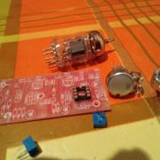 The tube cricket kit mini amplificador ( con valvula tube sovieti