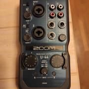 Interfacez audio Zoom U44