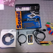 Tarjeta de sonido Creative Soundblaster Audigy 2 ZS Notebook